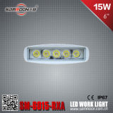 6 인치 15W LED Car Driving Work Light (SM-6015-RXA)