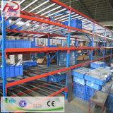 Cremalheira resistente do fluxo do armazenamento para o armazém