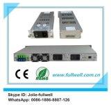 Puertos Pon del Triple-Play 1u 4 de Fullwell FTTX + amplificador del Wdm EDFA/de 1550nm Pon EDFA de CATV (FWAP-1550T -4X19)