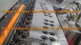 Linha de produção placa da placa da folha da placa da espuma do PVC