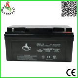 UPSのための12V 65ah VRLAの蓄電池