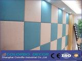 Pannelli di parete acustici del fabbricato decorativo interno insonorizzato
