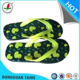 Alta qualità EVA Sole con il PVC Strap Flip Flops