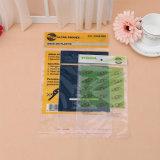 Bolso de mano hermoso de encargo de la talla y del diseño OPP/bolso auto-adhesivo adhesivo de la cabecera Bags/OPP de OPP