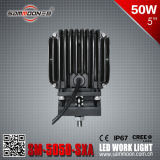 IP67 5 Inch 50W Square 크리 말 LED Car Work Driving Light (SM-5050-SXA)