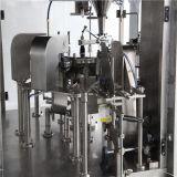 Maïs éclaté automatique pesant la machine à emballer remplissante de nourriture de cachetage