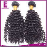 cheveu péruvien non transformé d'extrémités épaisses de 6A 7A 8A