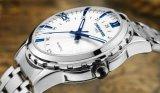Верхний wristwatch людей способа надувательства