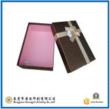 Paper Box Carton Couleur cadeau pour emballage (GJ-Box046)