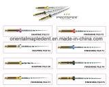 Archivo de canal de raíz universal de Protaper del uso de la máquina del equipo dental