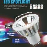 セリウムSAA UL RoHSが付いている穂軸3W 5W 7W 9W 11W 15W GU10 MR16 LEDのスポットライト