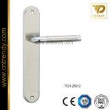 Tür-Hebel-Verschluss-Griff mit Platte für Innenraum (7009-Z6119)