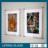 Silk promocional Screen Printing Glass para Photo Frame