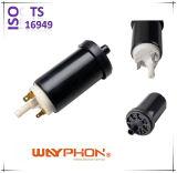 OEM: Opel: 815012, Bosch: 0580453509, Meat&Doria: Bomba de combustível 76509 elétrica preta para peças de automóvel para Opel e Vauxhall Wf-4308