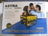 가솔린 발전기 Astra 한국, Ast3800e
