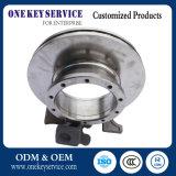 Fabrication de la Chine de disque automobile de frein avec le certificat d'OIN