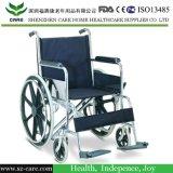 Верхняя продавая кресло-коляска более дешевой складчатости облегченная портативная