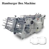 Machine à grande vitesse de cachetage de plateau de nourriture d'exécution facile (QH-9905)