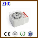 Mechanische 24 Stunden Zeit-Schalter-elektrische Timer-
