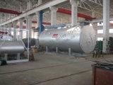 Petróleo - Steam despedido Boiler com Diesel e Light Oil - despedido