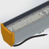 Alta luz patentada los E.E.U.U. única de la bahía del diseño 100W LED