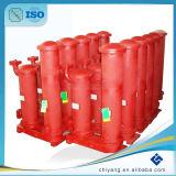 Practical&Excellent 산업 나사 공기 압축기 기름 냉각기