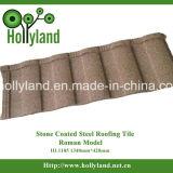 De Steen Met een laag bedekte Tegel van uitstekende kwaliteit van het Dak van het Staal (Roman Tegel)