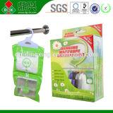 Eigengemaakte de Zakken van het Ontvochtigingstoestel van de Garderobe van het huishouden absorberen de Reinigingsmachine van de Vochtigheid