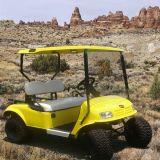 Marshellのブランドのセリウムは承認した2つのシートの電気ゴルフカート(DG-C2)を