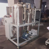 Máquina de filtração certificada Ce de confiança do petróleo hidráulico da qualidade e do desempenho