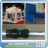 El tubo portable y cubre con el conjunto para la cabina de la feria profesional de la cabina de la exposición