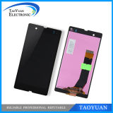 для Сони Xperia Z L36h LCD с заменой агрегата цифрователя экрана касания