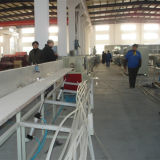 Machines de production d'extrusion de pipe des fibres de verre PPR