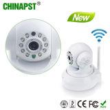 Камера 2016 IP WiFi PTZ CCTV радиотелеграфа P2p миниая (PST-IPCR10)