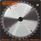 A circular do Tct viu a lâmina para o metal não-ferroso da estaca