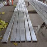 Pipe carrée sans joint de l'acier inoxydable 304 pour la décoration