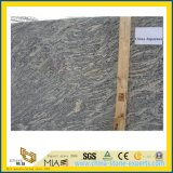 Marmo di legno bianco della vena per la pavimentazione di pietra