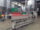 Extrusora de parafuso excelente do dobro do processo de manufatura para a fatura do grânulo do PE