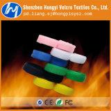 Bucle de nylon de la cinta del estiramiento de la buena elasticidad colorida elegante