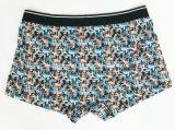 Boxer-Kurzschluss-Unterwäsche der Allover gedruckten neuen Art-Männer