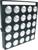 Träger-Blinder-Matrix-Panel China-5X5 25 LED