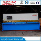 Máquina de corte do feixe hidráulico do balanço QC12Y-10X3200