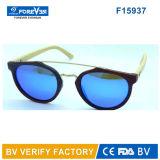 Ce встречи Sunglass виска хорошего качества F15937 Hotsale Bamboo