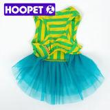 Habillement de fantaisie de robe d'animal familier de vêtements de toc de Hoopet