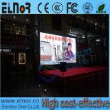 Affitto P4.81 SMD che fonde sotto pressione lo schermo di visualizzazione dell'interno del LED di colore completo
