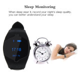 Анти- Lost Bluetooth Heart Rate Monitor Smart Digital Watch с Waterproof Changeable Leather Strap