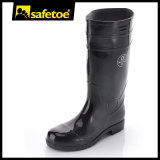 Les bottes de pluie bon marché, bottes de pluie de sûreté, bottes de pluie de mode vendent W-6039 en gros