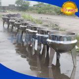 Inclinación de vapor Cocción Pan (50-1000L)