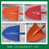 Schaufel-verschiedenes Farben ⪞ Arbon Stahlschaufel-Kopf