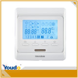 CER E51 Certificate LCD Raum Digital Thermostat mit Sensor, Highquality Raum Thermostat, Raum Thermostats Control